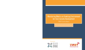Monitoring Matrix on Enabling Environment for Civil Society Development The Civil Society Environment in Turkey 2017 Report